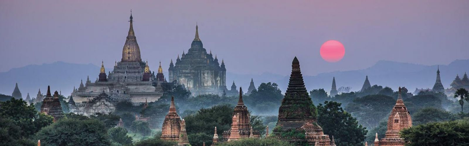 Myanmar Classic Highlight Tours