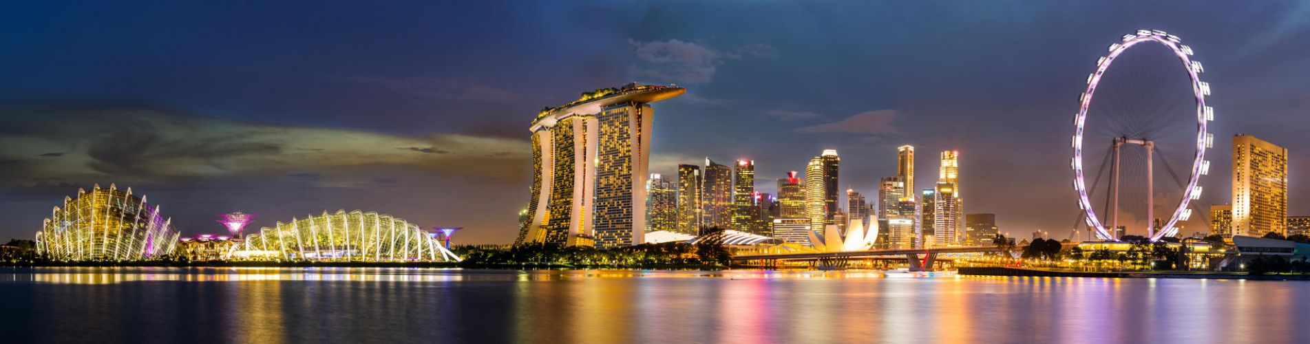 Destinations in Singapore