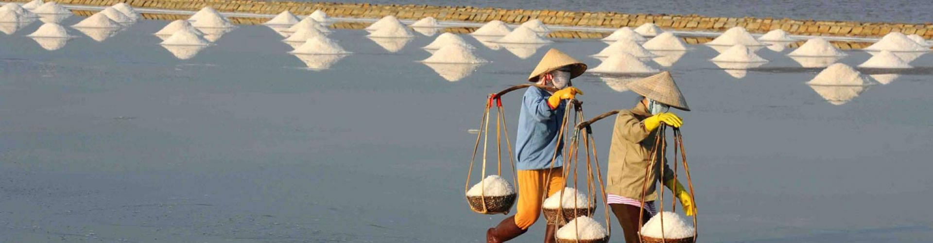Destinations in Salt Land - Ninh Thuan