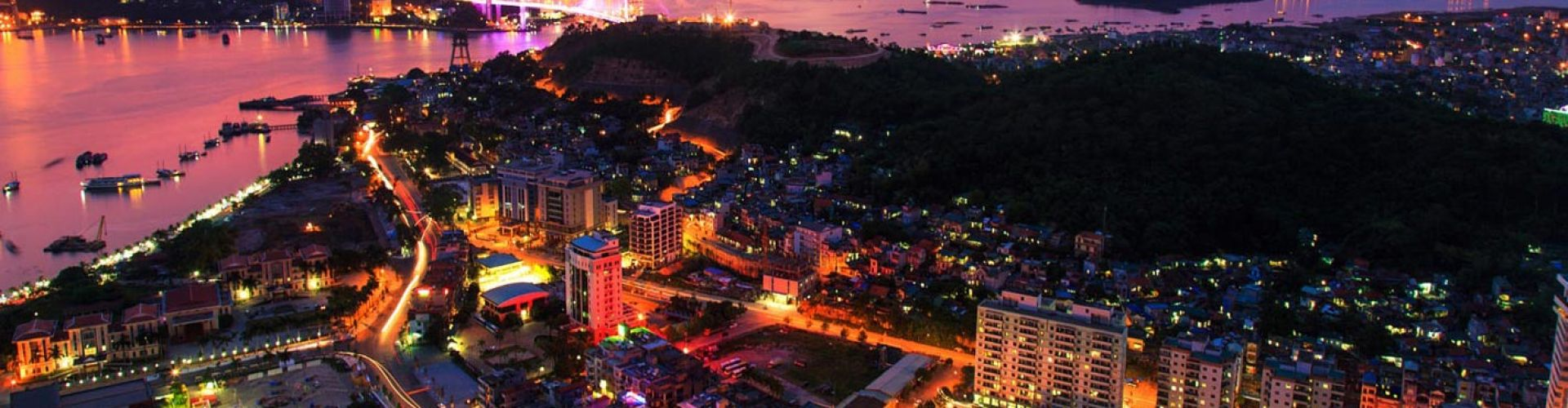 Destinations in Quang Ninh