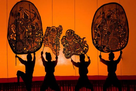 Sbek Thom, Khmer Shadow Theater
