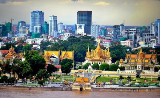 Private Full Day Phnom Penh City - Historical Tour