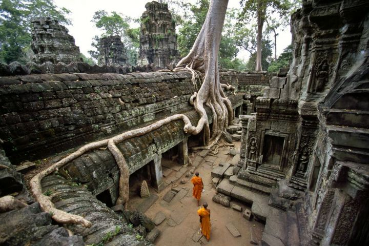 Private 3-Days Siem Reap - Angkor Wat Excursion Package Tour