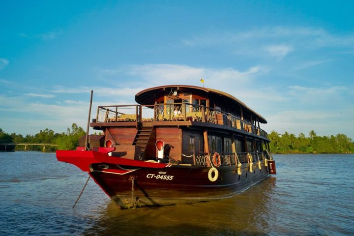 Mekong Delta With Bassac Cruise 2D1N