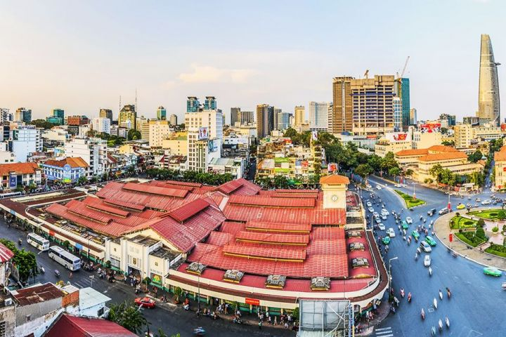 Private Full Day Ho Chi Minh City Tour