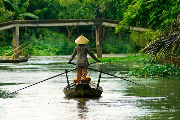 Mekong Delta Day Cruise Luxury Group Full Day Tour