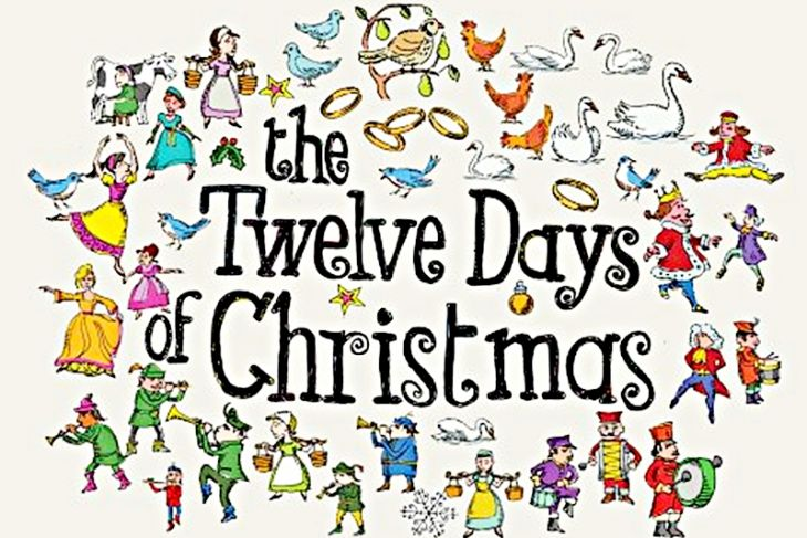 The Twelve Days Of Christmas - What Are Those?