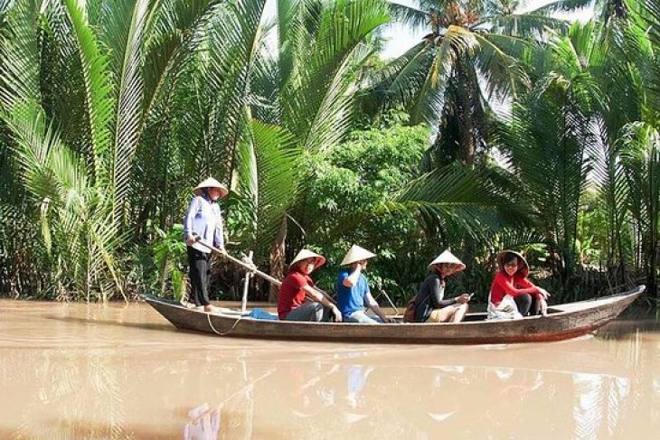 Amazing! 2-Day Mekong Delta Small-Group Tour From Ho Chi Minh City