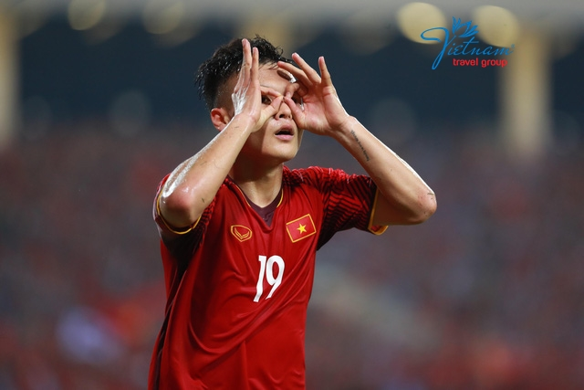 Quang Hai - AFF Cup 2018 - Vietnam Travel Group