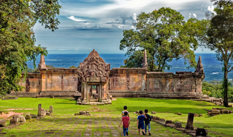 Prasat Preah Vihear - Cambodia