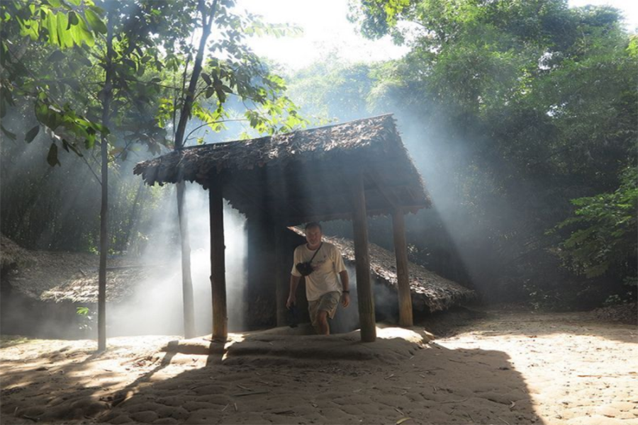 Cu Chi Tunnels and Mekong Delta highlight tour